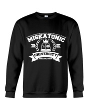Cthulhu Miskatonic University Arkham Mass T Shirt Crewneck Sweatshirt tile