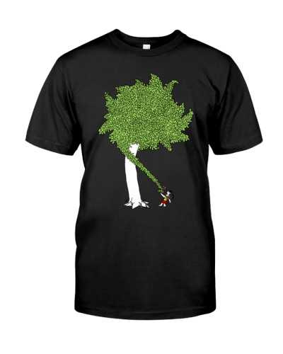 Limited Edition   Taking Tree T Shirt
