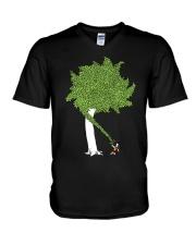 Limited Edition   Taking Tree T Shirt V-Neck T-Shirt thumbnail