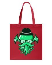 Hipster Cthulhu T Shirt Tote Bag thumbnail