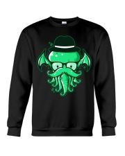 Hipster Cthulhu T Shirt Crewneck Sweatshirt thumbnail