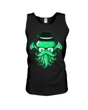 Hipster Cthulhu T Shirt Unisex Tank thumbnail
