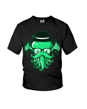 Hipster Cthulhu T Shirt Youth T-Shirt thumbnail