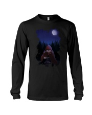 Bad Little Red riding hood T Shirt Long Sleeve Tee thumbnail