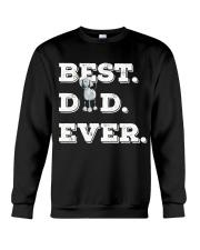 Best Dad Ever Weimaraner gift father days Crewneck Sweatshirt thumbnail