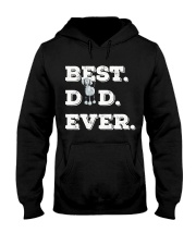Best Dad Ever Weimaraner gift father days Hooded Sweatshirt thumbnail