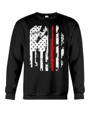 Flute Flag Shirts Crewneck Sweatshirt thumbnail