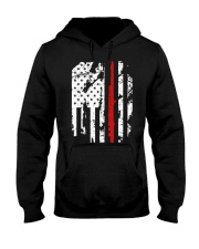Flute Flag Shirts Hooded Sweatshirt thumbnail