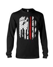 Flute Flag Shirts Long Sleeve Tee thumbnail