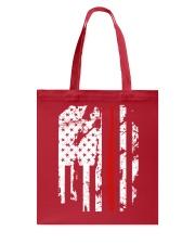 Flute Flag Shirts Tote Bag thumbnail
