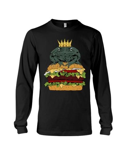 King Of Burgers T Shirt
