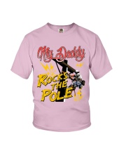 Lineman's Daughter Youth T-Shirt front