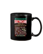 ELECTRICIAN vs Engineer Shirt Mug tile