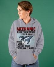 Mechanic Hooded Sweatshirt apparel-hooded-sweatshirt-lifestyle-front-72