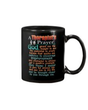 A THERAPIST'S PRAYER Mug thumbnail