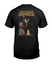 FIELD SERVICE ENGINEER Classic T-Shirt thumbnail
