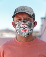 Firefighter's Wife Cloth face mask aos-face-mask-lifestyle-06