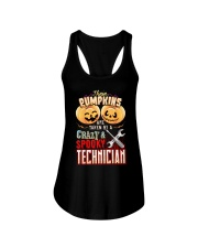 TECHNICIAN'S GIRL Ladies Flowy Tank thumbnail
