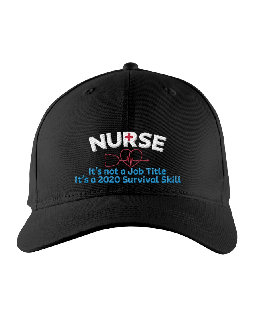 Nurse Embroidered Hat
