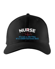 Nurse Embroidered Hat front