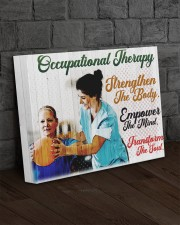 Occupational Therapy- Premium 14x11 Gallery Wrapped Canvas Prints aos-canvas-pgw-14x11-lifestyle-front-11
