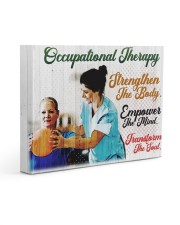 Occupational Therapy- Premium 14x11 Gallery Wrapped Canvas Prints front