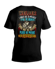 Welder V-Neck T-Shirt thumbnail