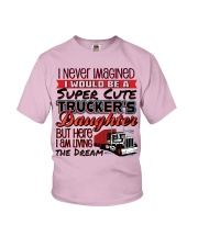 Trucker's Daughter Youth T-Shirt front