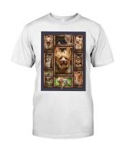 YORKIE LOVERS - PREMIUM Classic T-Shirt thumbnail
