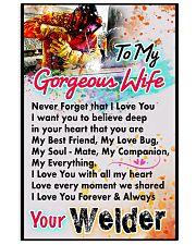 WELDER'S WIFE-PREMIUM 11x17 Poster front