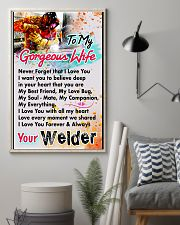 WELDER'S WIFE-PREMIUM 11x17 Poster lifestyle-poster-1