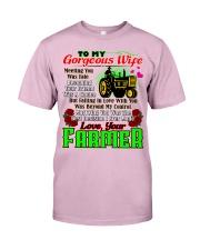 Farmer's Wife Classic T-Shirt tile