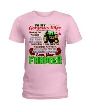 Farmer's Wife Ladies T-Shirt tile