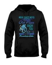 Mountain Biking Hooded Sweatshirt tile