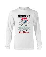 MECHANIC'S WIFE Long Sleeve Tee thumbnail