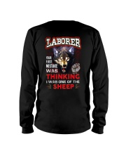 Laborer - I'm the Wolf Long Sleeve Tee thumbnail