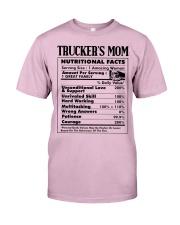 Trucker's Mom Classic T-Shirt tile