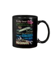MECHANIC'S WIFE Mug front