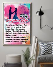 WIFE - PREMIUM 11x17 Poster lifestyle-poster-1