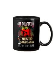 OILFIELDMAN'S  WIFE LOVES WINE Mug thumbnail