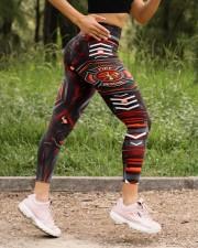 FIREFIGHTER'S WIFE High Waist Leggings aos-high-waist-leggings-lifestyle-15