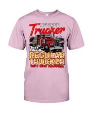 Retired Trucker Classic T-Shirt tile