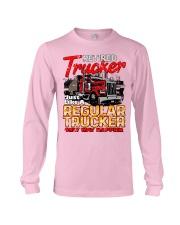 Retired Trucker Long Sleeve Tee tile