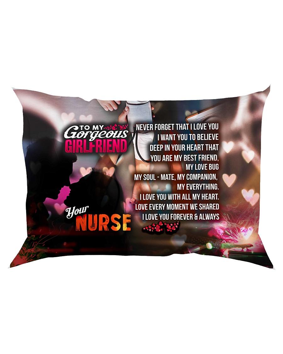GIFT FOR A NURSE'S  GIRLFRIEND - PREMIUM Rectangular Pillowcase