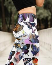 Butterfly Lovers High Waist Leggings aos-high-waist-leggings-lifestyle-11