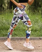 Butterfly Lovers High Waist Leggings aos-high-waist-leggings-lifestyle-15