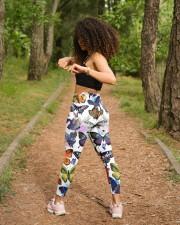Butterfly Lovers High Waist Leggings aos-high-waist-leggings-lifestyle-17
