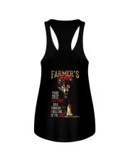 FARMER'S WIFE - I'M THE WOLF   Ladies Flowy Tank thumbnail