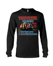 Trucker Long Sleeve Tee thumbnail