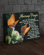 MARRIAGE PRAYER - Premium 14x11 Gallery Wrapped Canvas Prints aos-canvas-pgw-14x11-lifestyle-front-11